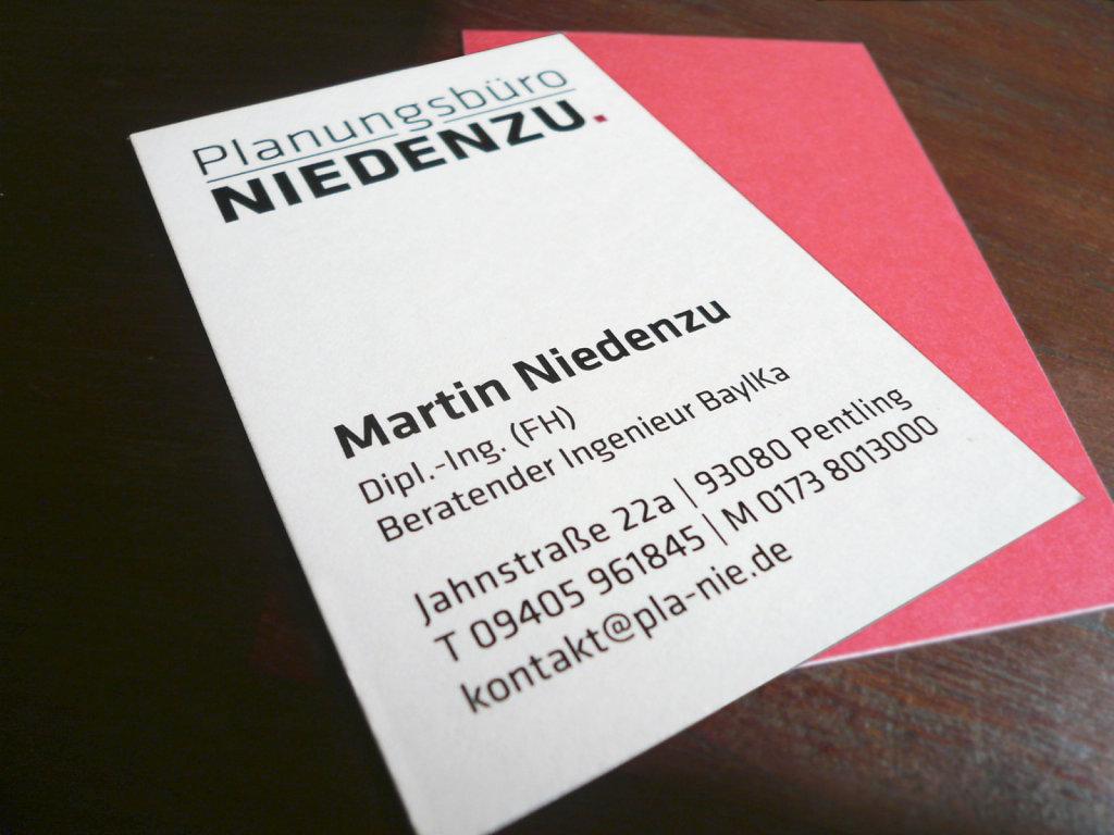 Logo & Visitenkarte
